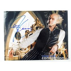 Lemony Snicket's Movie Actor JIM CARREY Signed Autograph 8 x 10 Photograph