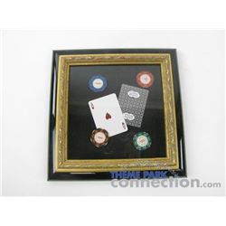 Casino Royale 2006 BOND 007 Movie Screen Used PROP Poker Chips & Playing Cards
