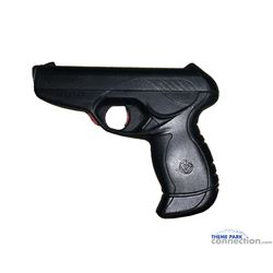 Inception screen used Custom Pistol prop gun used by Ken Wantabee