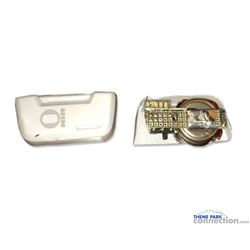 Elysium Screen used plastic ear communicator used by Jodie Foster