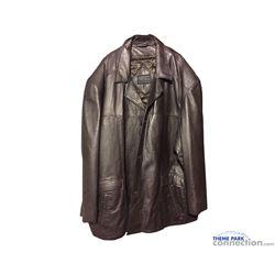 Hot Tub Time Machine Craig Robinson Production Used Leather Jacket