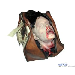 2 Guns Movie Edward James Olmos Screen Used Bowling Bag & Decapitated Head PROP