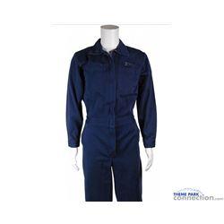 Elysium 2013 Movie Screen Used Factory Jumpsuit Wardrobe Prop