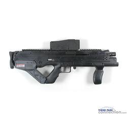 "Elysium 2013 Movie Brandon Auret ""Drake"" Production Used SMG Gun Replica Weapon Prop"