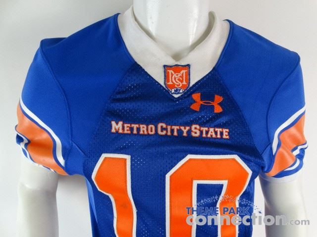 0abdce7378d ... Image 2 : 22 Jump Street Sony 2014 Movie Wyatt Russell Screen Used PROP  Jersey ...