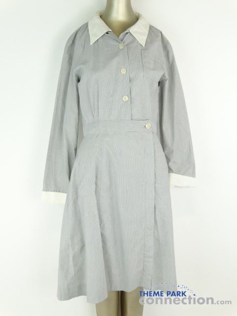 The Help 2011 Movie Screen Used Charlotte S Maid 1960 S Wardrobe Prop Dress