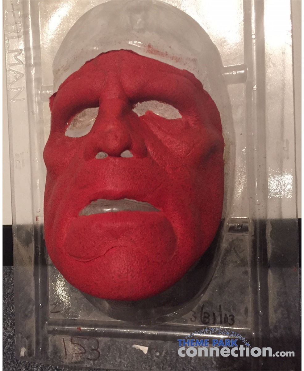 Hellboy 2004 Movie Authentic Production Used Face Makeup