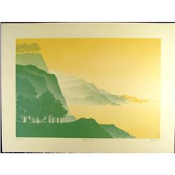 Jack Hagman Signed Landscape Art Print Beginnings