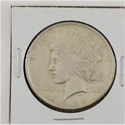 United States 1921 Peace Dollar; Extra Fine