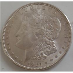 Morgan U.S. Silver Dollar
