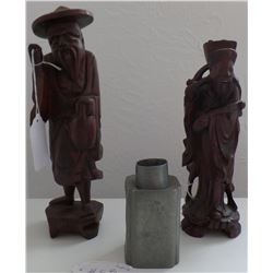 3 Old Chinese Items