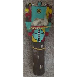 Old Hopi Kachina