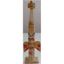 Eskimo Bone Totem