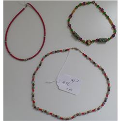 3 Strings of Trade Beads