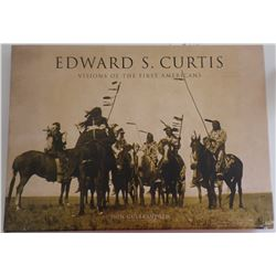 Book of Edward Curtis Pictures