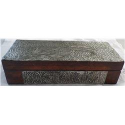 Anasazi Artifacts in Costa Rican Foil Box