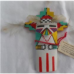 Authentic Hopi Kachina
