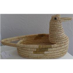 Big Bird Effigy Southwest Basket