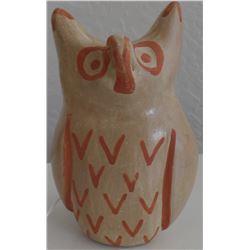 Owl Southwest Pottery Effigy