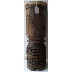 Authentic African Drum