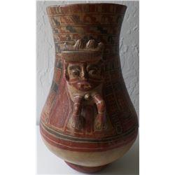 Pre-Columbian Costa Rican Vase