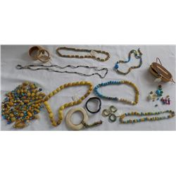 Great Collection of Lake Sentani and Geelvink Bay Trade Beads