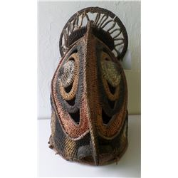 Abelam Baba Mask