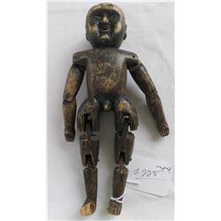 Black Articulating Boy Doll