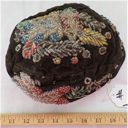 Iroquois Beaded Hat
