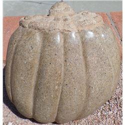 Authentic Pre-Columbian Aztec Giant Stone Squash