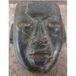 Authentic Stone Pre-Columbian Mask