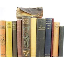 Collection of 12 books from the Frawley