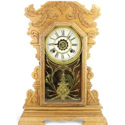 Waterbury Kingsland Shelf Clock
