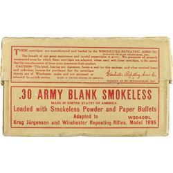 Full sealed box Winchester .30 Army