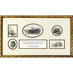 Framed American Bank Note Co examples