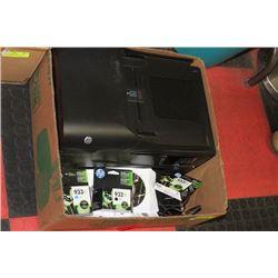 BOX W/ HP OFFICE JET 6700 PREMIUM PRINTER FAX/
