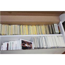1991 SCORE, FLEER, TOPPS, MLB, NBA, NFL CARDS W/