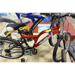 SUPERCYCLE FT SUSP MOUNTAIN BIKE
