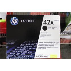 HP LASER JET 42A PRINT CARTRIDGE