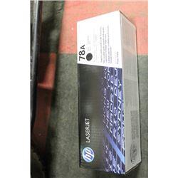 HP LASER JET 78A BLACK PRINT CARTRIDGE RETAILS .