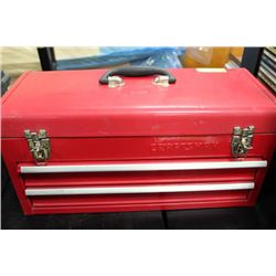 TOOL BOX W CONTENTS ON CHOICE