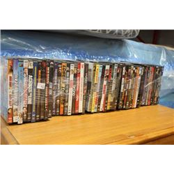 BUNDLE OF 10 DVDS X 5