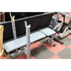 KEYS WEIGHT BENCH