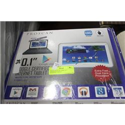 """PROSCAN DUAL CORE 10.1"""" ANDROID TABLET"""