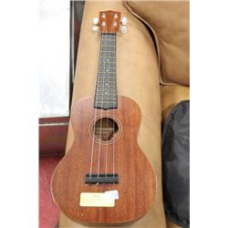 THE CLASSIC UKULELE HANDCRAFTED