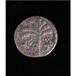 Israel Judaea Bar Kochba Revolt 132-135 AD, Bronze Yr 2
