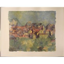 Ralf Westphal Art Print Les Baux/Provence France