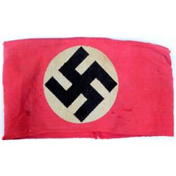 NAZI NSDAP Party Wool Armband