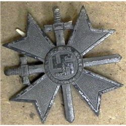 NAZI WAR MERIT CROSS WITH SWORDS-ORIGINAL