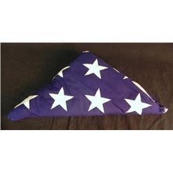LARGE U.S. 50 STAR STANDARD LARGE FLAG
